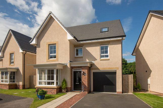 Thumbnail Detached house for sale in Doctor Gracie Drive, Prestonpans, East Lothian
