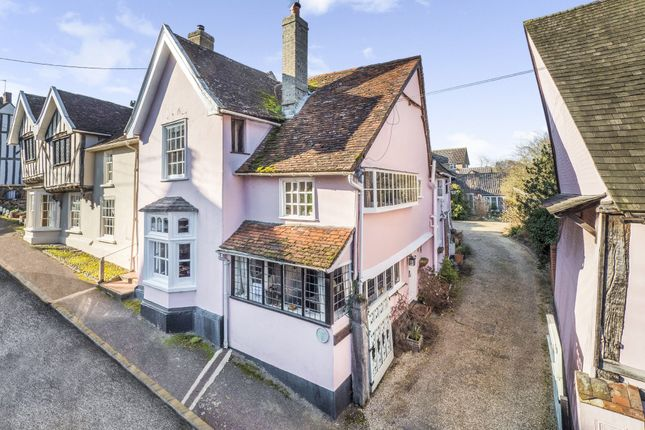 Thumbnail Detached house for sale in Lavenham, Sudbury, Suffolk
