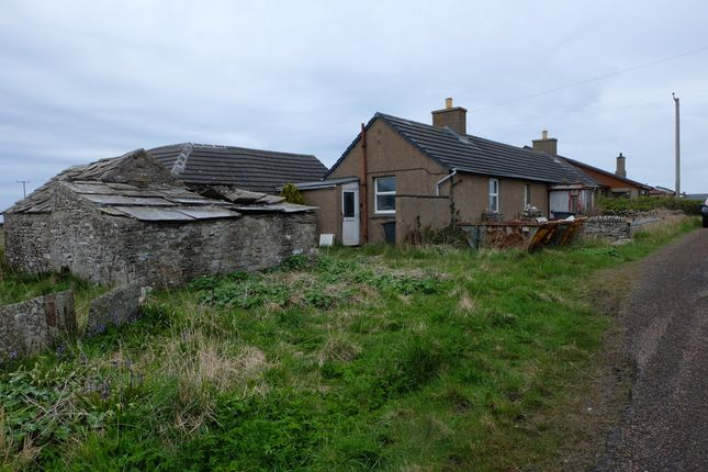 Thumbnail Bungalow for sale in Scarfskerry, Thurso