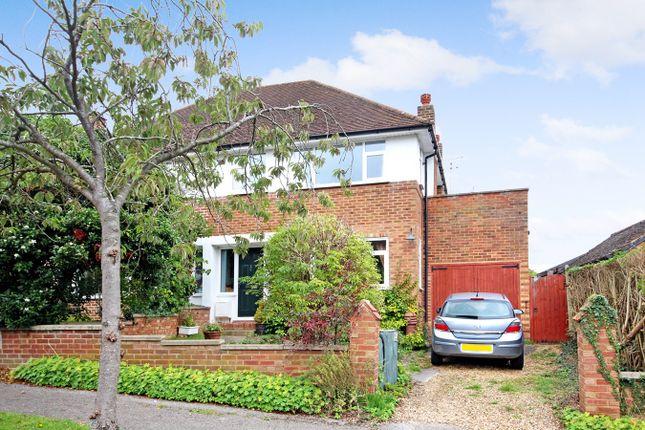 Thumbnail Semi-detached house for sale in Haymoor, Letchworth Garden City