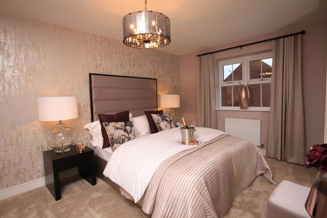"3 bedroom semi-detached house for sale in ""The Wyatt"" at Southfield Lane, Tockwith, York"