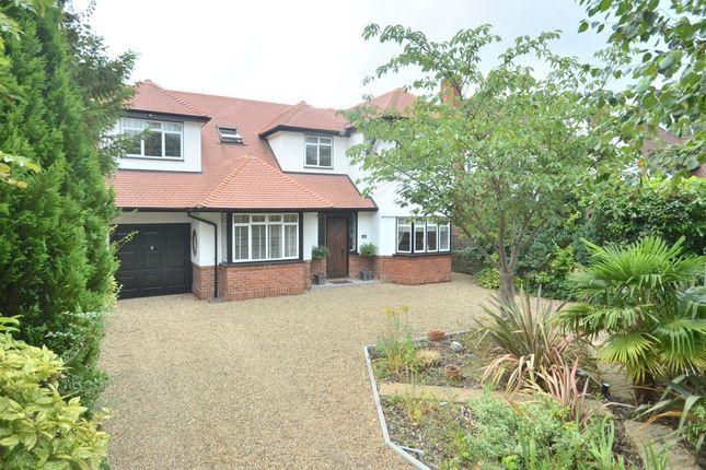 Thumbnail Detached house for sale in Marlings Park Avenue, Chislehurst