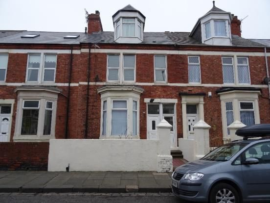 Thumbnail Flat to rent in Mortimer Road, South Shields