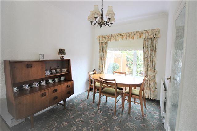 Dining Room of Roehampton Rise, Brinsworth, Rotherham S60