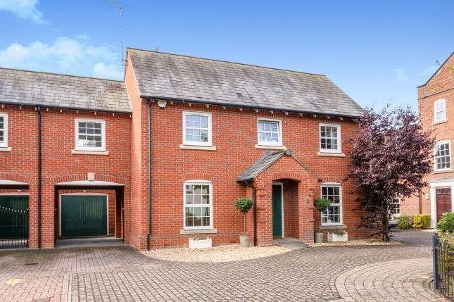 Thumbnail Semi-detached house for sale in Sherfield-On-Loddon, Hook, Hamsphire