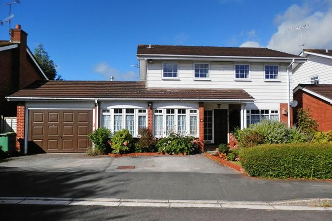 Thumbnail Detached house for sale in Round Oak Grove, Cheddar