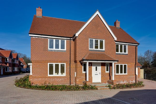 "Thumbnail Detached house for sale in ""The Truro"" at Bridge Road, Bursledon, Southampton"