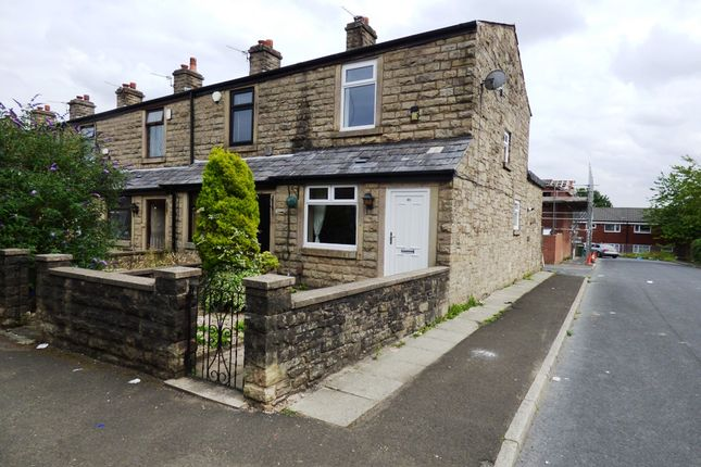 Thumbnail End terrace house for sale in Wynne Street, Halliwell, Bolton