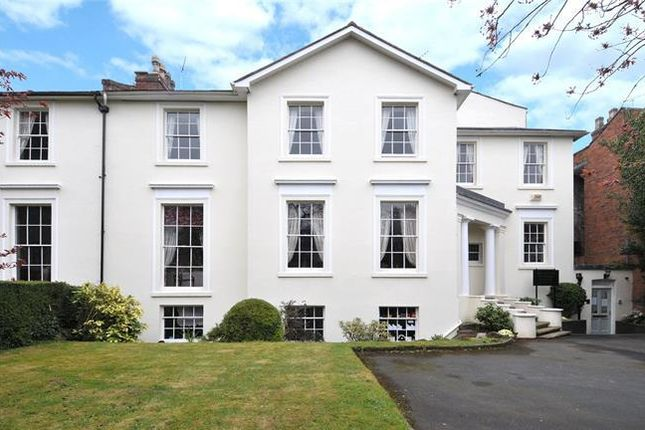 Thumbnail Flat to rent in Binswood Avenue, Leamington Spa