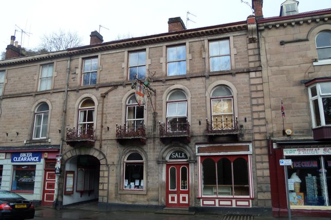 Thumbnail Flat to rent in George Centre, 30 North Parade, Matlock Bath