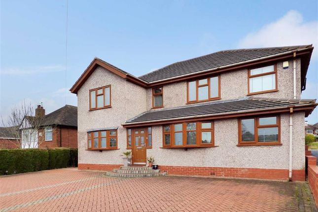 Thumbnail Detached house for sale in Lightwood Road, Lightwood, Longton, Stoke-On-Trent