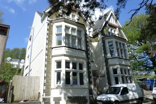Thumbnail Flat to rent in Ogmore Vale, Bridgend