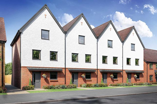 """3 bed terraced house for sale in """"The Hamble"""" at Off Botley Road, Whiteley SO30"""