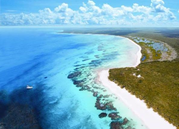 Land for sale in Rum Cay, The Bahamas