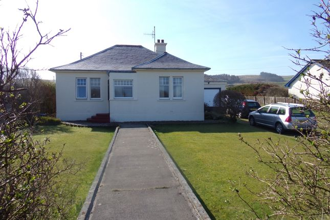 Thumbnail Detached bungalow for sale in Dunshee Opposite Beach & Golf Course, Machrihanish