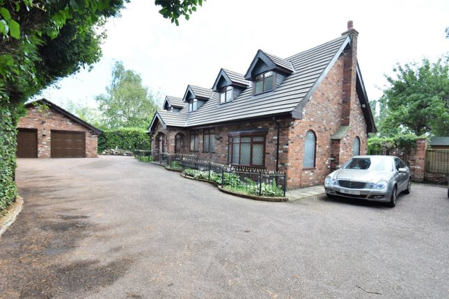 Thumbnail Bungalow for sale in Bramhall Lane South, Bramhall, Stockport