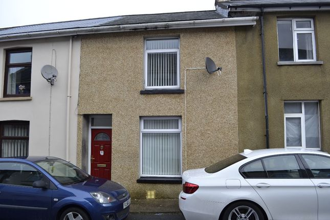 Thumbnail Terraced house to rent in Morgan Street, Blaenavon, Pontypool