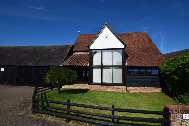 Thumbnail Barn conversion for sale in Canterbury Grange, Bocking, Braintree