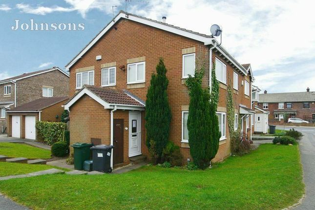 Thumbnail Terraced house for sale in Church Croft, Edenthorpe, Doncaster.