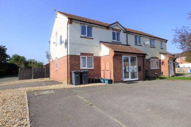 Thumbnail Flat for sale in Lower Meadow, Quedgeley, Gloucester