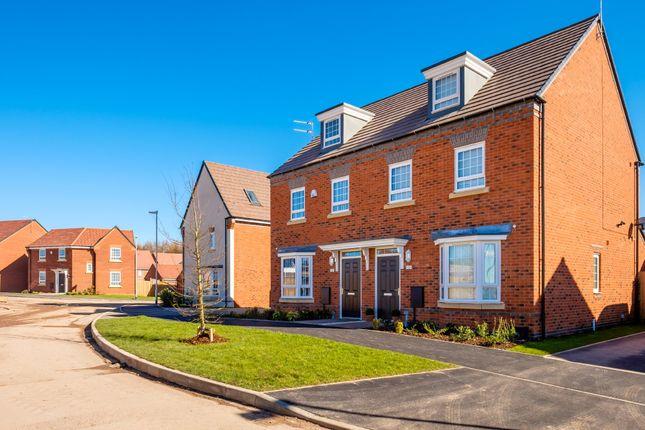 Thumbnail Semi-detached house for sale in Plot 132, The Kennett, Gilbert's Lea, Birmingham Road, Bromsgrove