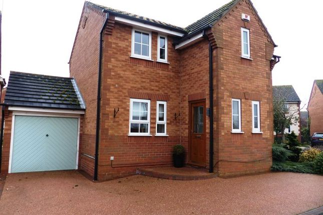 3 bed detached house for sale in Old Chapel Road, Skellingthorpe, Lincoln