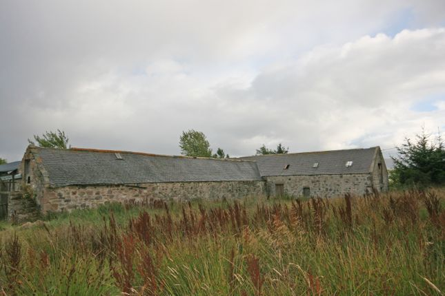 Thumbnail Land for sale in Clachbrake Steading, Craigellachie, By Aberlour