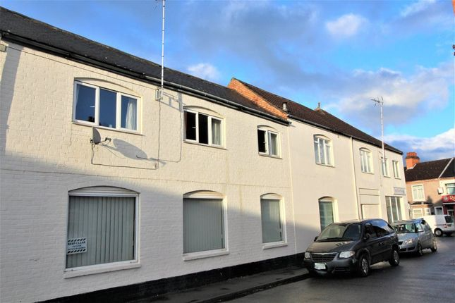 Thumbnail Flat to rent in Cowper House, Railway Terrace, Rugby