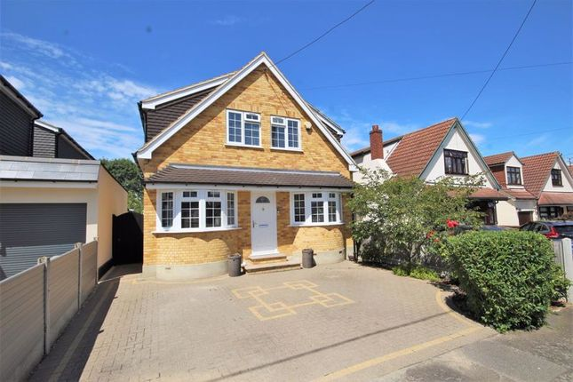 Thumbnail Detached house for sale in Sunray Avenue, Hutton, Brentwood