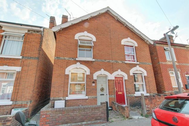 Thumbnail Semi-detached house for sale in Victor Road, Colchester