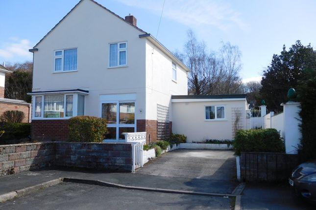 Thumbnail Detached house for sale in Grosvenor Close, Llandrindod Wells