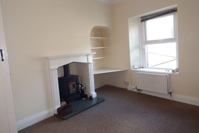 Living Room of Harrison Street, Penrith CA11