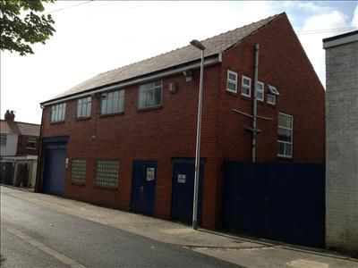 Thumbnail Light industrial to let in Unit 1, Wakefield Road, Bispham, Blackpool, Lancashire