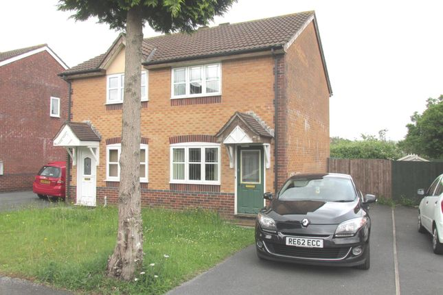 2 bed semi-detached house for sale in Tal Y Coed, Hendy, Swansea