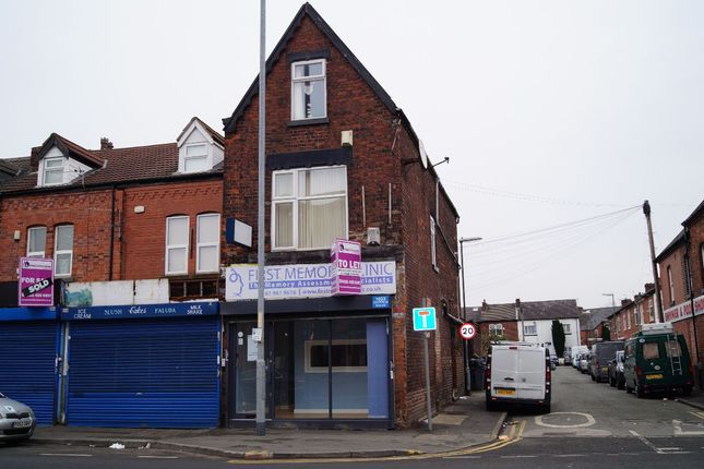 Thumbnail Retail premises to let in Stockport Road, Levenshulme