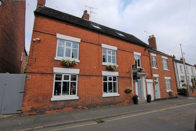 Thumbnail Semi-detached house for sale in Balance Street, Uttoxeter