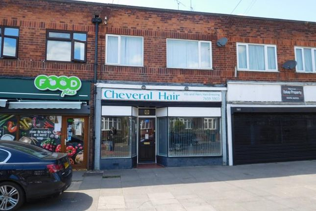 Thumbnail Retail premises for sale in 181, Cheveral Avenue, Coventry