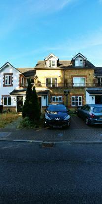 Thumbnail Terraced house to rent in Amblecote Meadows, Grove Park, London, London