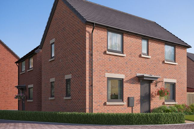 """Thumbnail Detached house for sale in """"The Mountford"""" at Cautley Drive, Killinghall, Harrogate"""