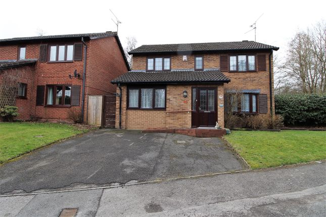 Thumbnail Detached house to rent in Ruskin Way, Wokingham