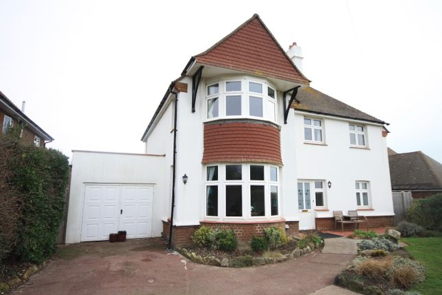 Thumbnail Detached house for sale in Southcourt Avenue, Bexhill-On-Sea