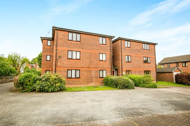 Thumbnail Flat for sale in Haydock Close, Chester