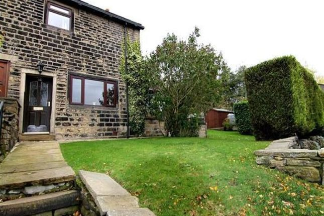 Thumbnail Semi-detached house for sale in Towngate, Midgley, Luddendenfoot, Halifax