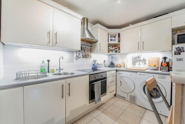 Kitchen Area of Linley Crescent, Mawneys, Romford RM7
