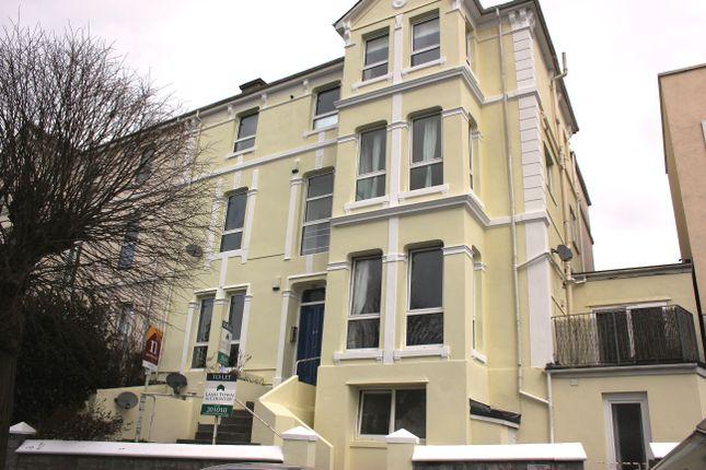 Thumbnail Flat for sale in Hillsborough, Mannamead, Plymouth
