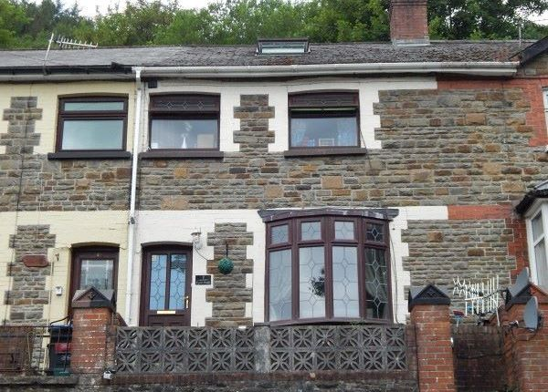 Thumbnail Terraced house for sale in Cyril Place, Abertillery