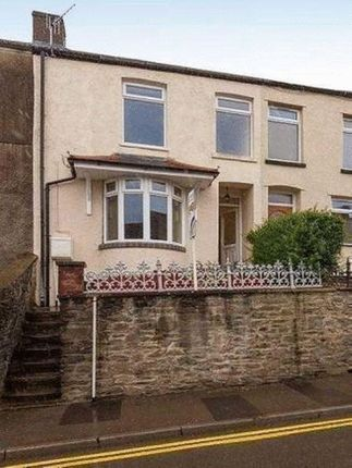 Thumbnail Terraced house for sale in Brynteg, Treharris