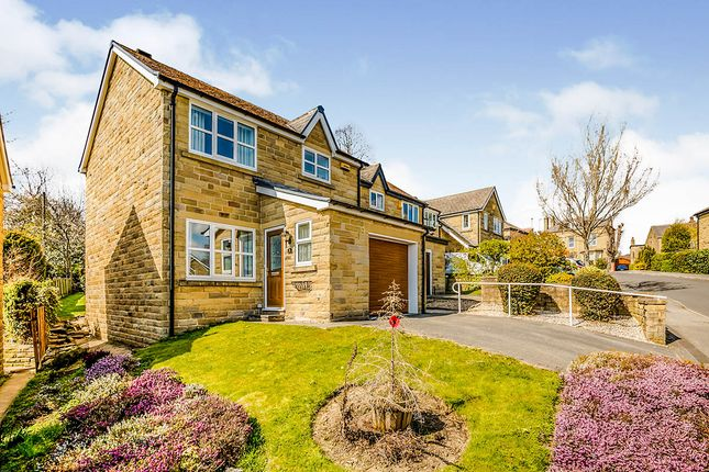 3 bed detached house for sale in Ponyfield Close, Birkby, Huddersfield, West Yorkshire HD2