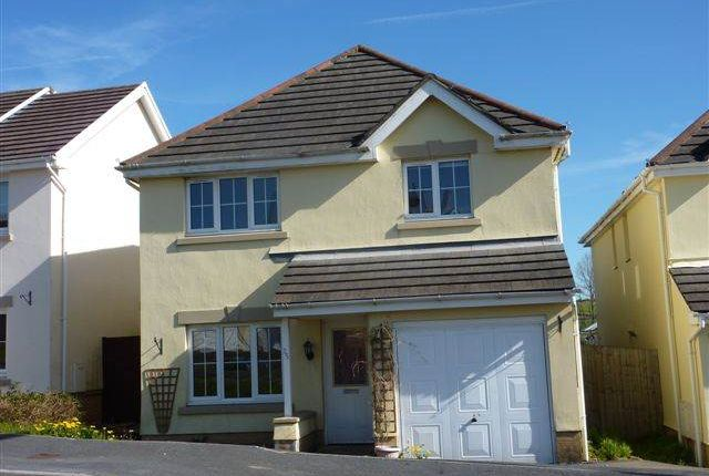 Thumbnail Detached house to rent in Maes Y Wennol, Carmarthen