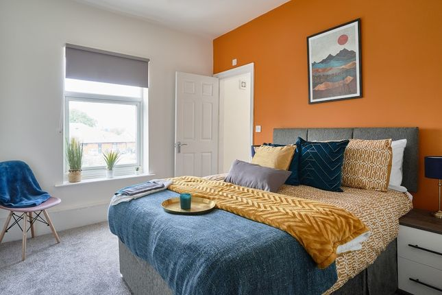 Thumbnail Shared accommodation to rent in Raffles Road, Birkenhead